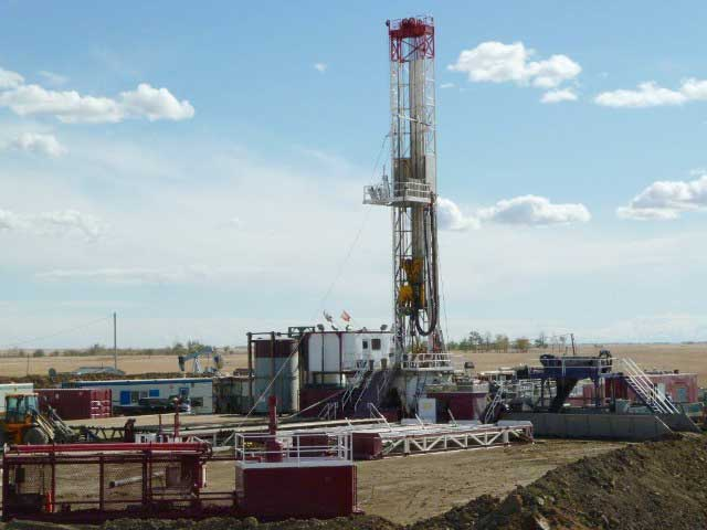 Tempco Rig #7 - efficient, safe and dependable